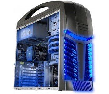 [ComStern] Supermicro 5038AD-T - Gehäuse /  Z87-LGA1150-Mainboard / 900W Netzteil Gold80+