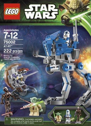 LEGO Star Wars 75002 AT-RT für 24,29€ bei Rossmann (OFFLINE)
