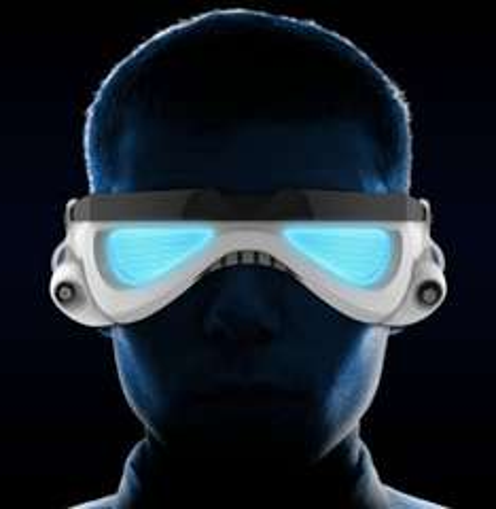 (Amazon prime) Star Wars Glo Vision Sturmtruppenbrille mit LED