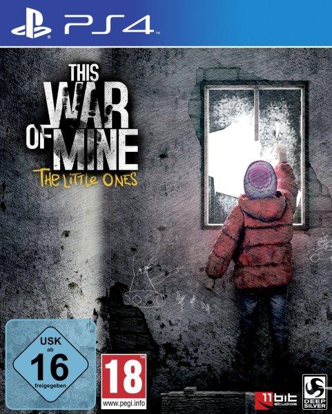 [Saturn / Amazon.de Prime] This War Of Mine: The Little Ones - PS4 - für 19,99€ Vorbestellung