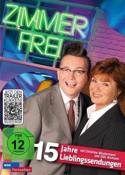Zimmer frei! - 15 Jahre, 15 Lieblingssendungen [5 DVDs] @Amazon (Prime) / Saturn.de (+VK)