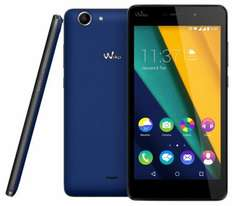 [Amazon.fr] Wiko Pulp Fab 4G LTE + Dual-SIM (5,5'' HD IPS, Snapdragon 410 Quadcore, 2GB RAM, 16GB intern, 5MP + 13MP, 2820 mAh, Android 5.1) für 149,49€