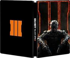 [amazon.co.uk] Call of Duty: Black Ops III mit SteelBook (Amazon Exclusive) (PS4 und Xbox One) für 43,10€ inkl. Versand