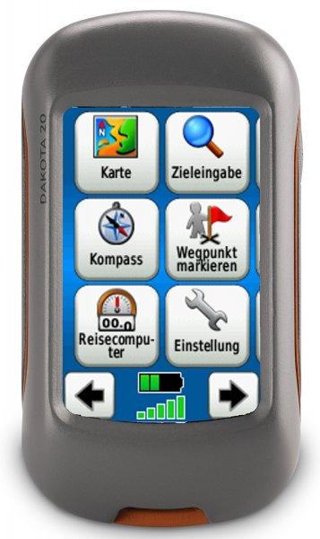 [Amazon] Garmin Dakota 20 GPS Handgerät