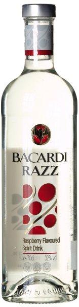 [WEG!] Bacardi Razz bei Amazon! 7,60€ für 0,7L
