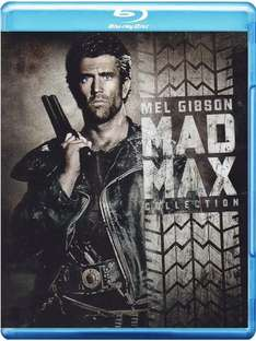 [Amazon.it] Mad Max Tri­lo­gie für 14,92€ inkl. Versand