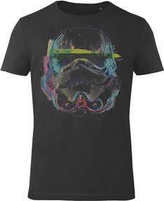 [Amazon Blitz] GoZoo Star Wars T-Shirts Slim Fit, 100% Baumwolle (Herren)
