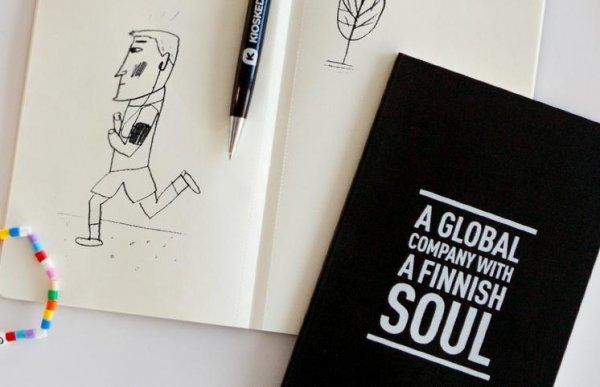 Gratis Moleskine Notizbuch + 1$ Spende an die Stiftung für Hilfsbedürftige Kinder