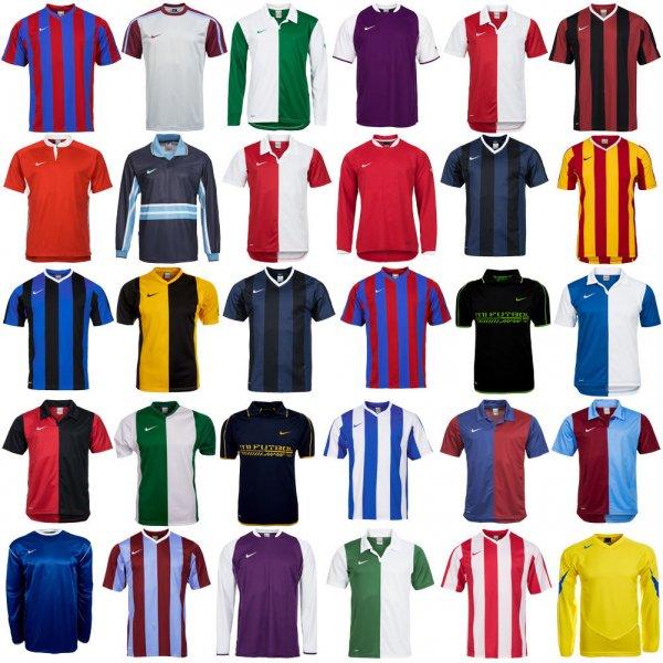 Nike DriFit Sporttrikots Langarm & Kurzarm, viele verschiedene Modelle & Größen für Damen, Herren & Kinder für 9,99 € [SportSpar@eBay]