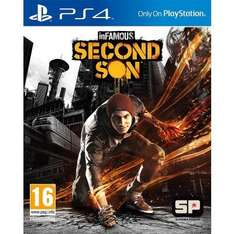 [thegamecollection] inFAMOUS: Second Son (PS4) für 16,96€ inkl. Versand ( PVG: 25€ )