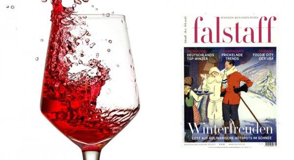 [Abo24] 1 Jahr (10 Ausgaben) Falstaff gratis Probelesen