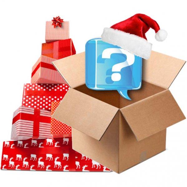 Worldofsweets Crashbox Weihnachtsüssigkeiten im Wert von 100€ für 24,98€ inkl Versand