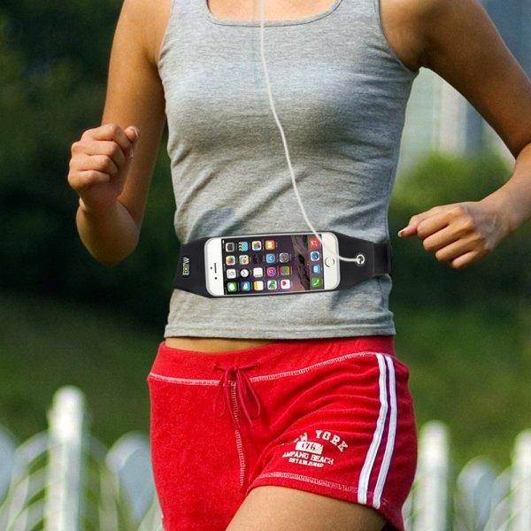 (Geht noch nur nicht bei allen)EOTW Running Belt Jogging Gürtel Hüfttasche statt 11,99 Euro 5,98 Euro