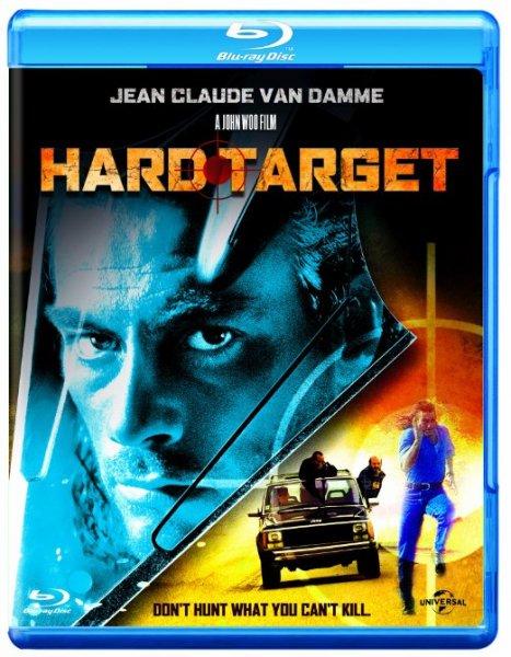 Harte Ziele (Hard Target) Blu-Ray (ungeschnitten mit deutscher Tonspur)