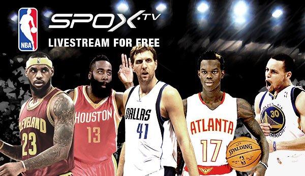 NBA All-Star Weekend 2016 Live bei SPOX 12.2. - 14.2.16