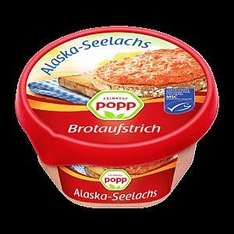 [REWE City / HH-Winterhude lokal (?)] Popp Brotaufstrich Aktion - 3 Becher für 1,98