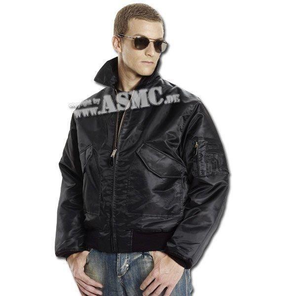 Jacke CWU Style / Schwarz, Blau und Oliv in verschiedenen Größen / nur 22,98 Euro bei ASMC.de statt 39,99 Euro