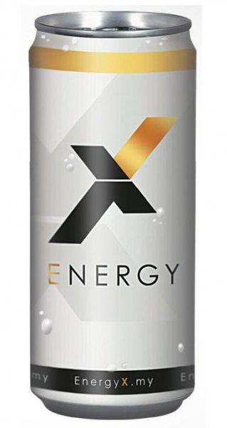 [Amazon] EnergyX 24 x 0,25l Dosen (o. Pfand)