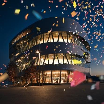 (Stuttgart) 10 Jahre Mercedes-Benz Museum: Kostenloser Eintritt zum Jubiläum am 4. und 5. Juni 2016 (Samstag und Sonntag 9 bis 18 Uhr)