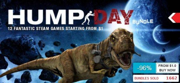 [Steam] Hump Day Bundle (12 Games, teilweise mit Sammelkarten) @ Indiegala