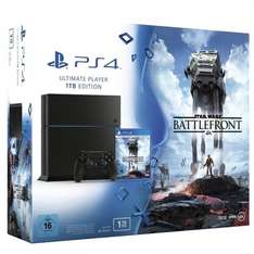 ebay Sony PlayStation 4 Ultimate Edition 1TB Star Wars Battlefront PS4 Konsole 1000GB