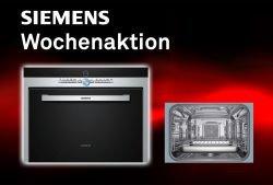 Siemens studioline Compact 45 Dampfgarer für 399,- € statt 2.077,- €