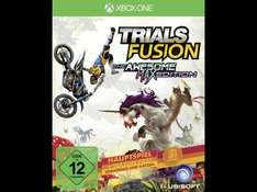 (Saturn.de/Mediamarkt.de) Trials Fusion – The Awesome Max Edition - Xbox One für 19,99 EUR