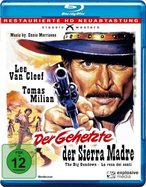 [Amazon Prime] Der Gehetzte der Sierra Madre (+ Bonus-DVD) [Blu-ray]