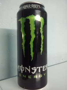 Offline - Monster Energy bei Finkbeiner