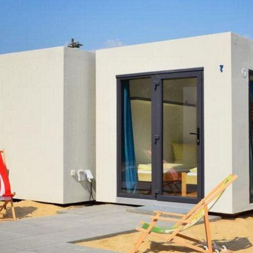 Cube Lodges Berlin - 2 Übernachtungen für 2 Personen für 29€ bei eBay