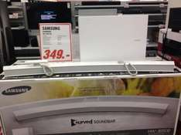 Samsung Soundbar im MM Bonn für 349€ (sonst 499€)