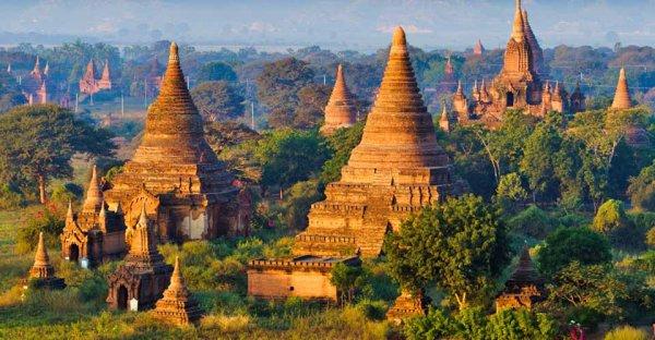Hin- und Rückflüge von Luxemburg  bzw. Brüssel nach Kambodscha oder Myanmar ab 434€ [September - November]
