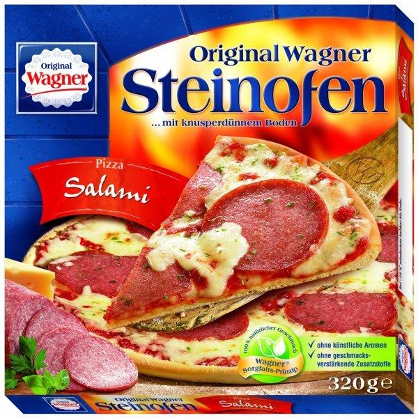 Wagner Steinofen Pizza oder Flammkuchen für 1,66 Euro bei Lidl + Freundschaftswochen-Sammelaktion