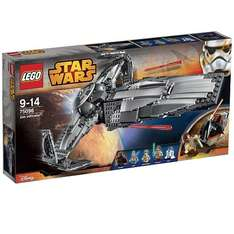 TOYS R US Lego Star Wars 75096 Sith Infiltrator