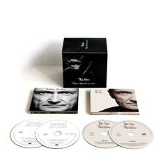 Phil Collins - Take a Look at me now Collectors Edition, 4 CD oder 3 LP (Vinyl!) mit Sammelbox, jpc.de mit ADAC-Gutschein
