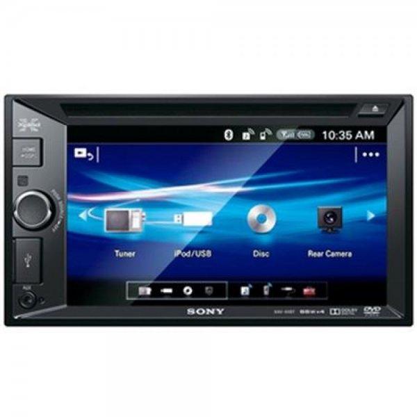 """Sony XAV-68BT Doppel-DIN Moniceiver mit 6,2"""" Touchscreen, DVD, Freisprecheinrichtung, iPod/iPhone-Steuerung für 222€ bei redcoons ebayshop"""