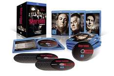 (amazon.de) Sopranos - Die komplette Serie (exklusiv bei Amazon.de) [Blu-ray] [Limited Edition]für 72,97€
