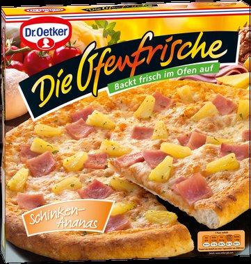 [Lokal: Rewe Dortmund-Hörde] 1 Stück Dr.-Oetker-Pizza essen