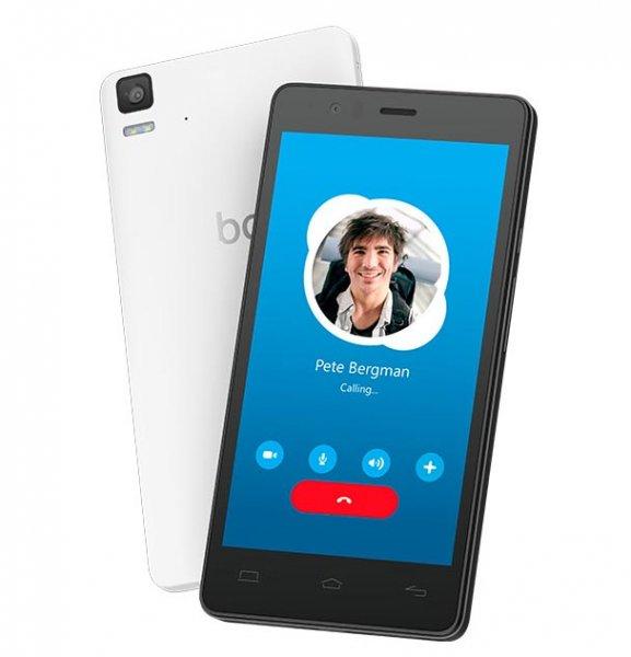 [NBB] BQ Aquaris E5s LTE + Dual-SIM (5'' HD IPS, Snapdragon 412 Quadcore, 2GB RAM, 16GB intern, 13MP + 5MP Kamera, 2850 mAh, kein Hybrid-Slot, Android 5.1 -> Android 6) für 164,98€