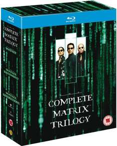 Zavvi Box Set Rabatt: 10% auf Matrix Trilogy Blu-ray 9,71 € [nur english ton!]