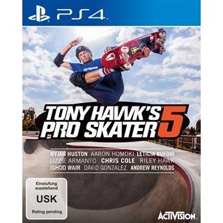 Tony Hawk 5 Pro Skater bei Mindfactory-Mindstar[Lokal] + Versand