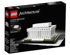 Lego Architecture - Lincoln Memorial (21022) bei Mytoys für 21,47€ (14% Ersparnis)