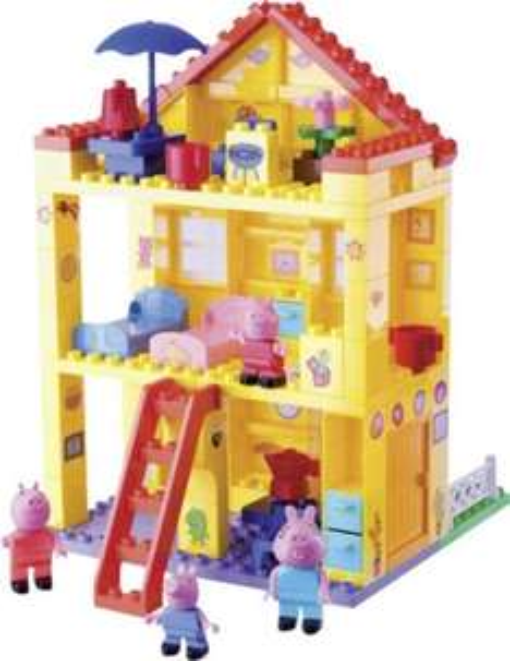 [SMDV] BIG PlayBloxx Peppa Pig Peppas House