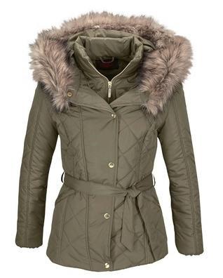 [AboutYou Limited Deals] bis zu 75% Rabatt auf Mäntel und Daunenjacken, z.B. Buffalo Damen Steppjacke für 28,99€ statt 42€