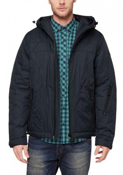 [Amazon] s.Oliver Herren Blouson Jacke mit Kapuze in zwei Farben auswählbar für 39,99 € statt 129,99 €