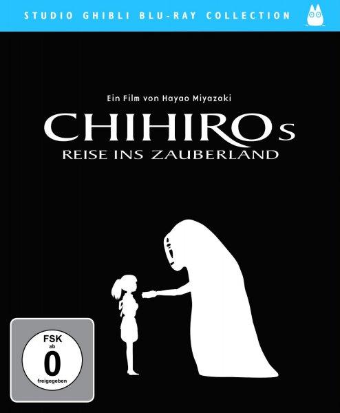 [Alphamovies.de] Studio Ghibli - Prinzessin Mononoke + Chihiros Reise ins Zauberland BluRay