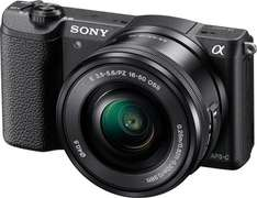 Sony Alpha 5100 Kit 16-50 mm für 362€ bei Amazon.co.uk
