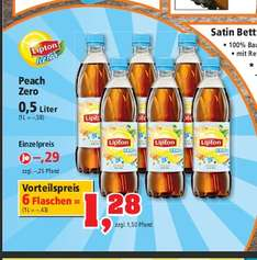 ( Thomas Philipps KW05 ) Lipton Peach Zero 6x500ml