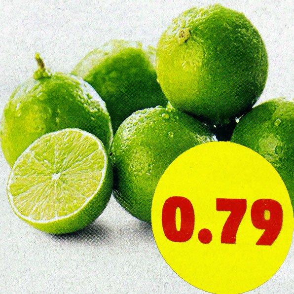 Limetten 500g für 79 Cent bei [Penny] und Pitú Cachaça 0,7l für 7,99€ bei [Kaiser's]
