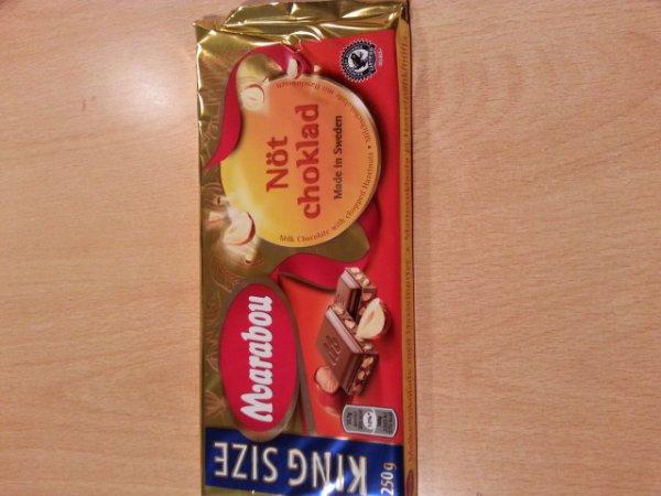 Marabou Schokolade 67 Cent bei Kaufland